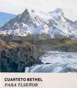 Para Tí Señor – Cuarteto Bethel