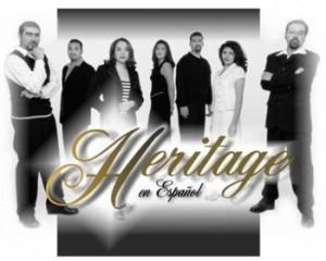 Campeón de Amor – Heritage Singers