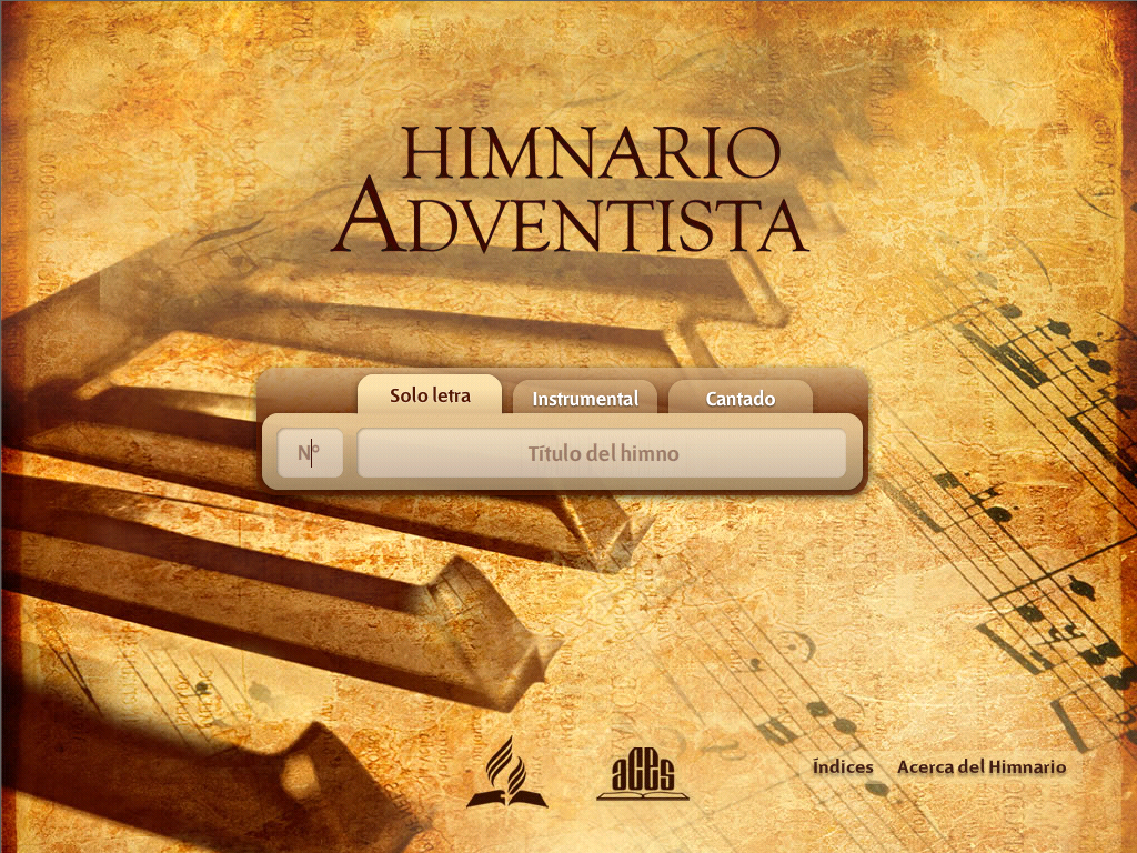 Nuevo Himnario Adventista en DVD, MP3, Cantados, Pistas, Power Point, y Video para utilizarlo en la iglesia