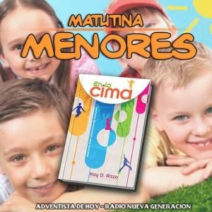 Matutina Menores 2014