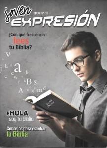 Expresión Joven Enero 2015 Cover