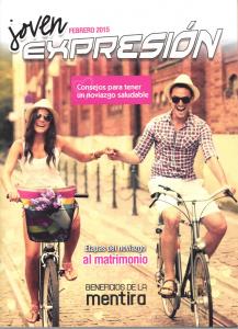 Expresion Joven Febrero 2015 Cover