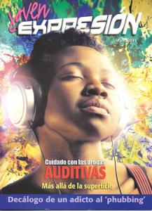 Expresion Joven Marzo 2015 Cover