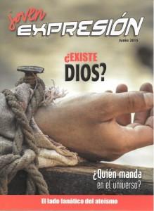 Expresión Joven Junio 2015 – ¿Existe Dios?
