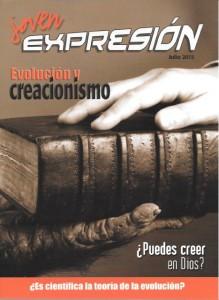 Expresión Joven Julio 2015 – Evolución y creacionismo