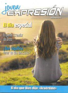 Expresión Jóven Noviembre 2015 – El día especial