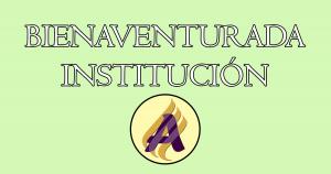 Bienaventurada institución