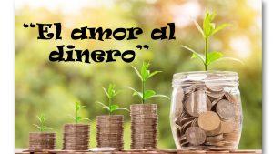 """""""El amor al dinero"""""""